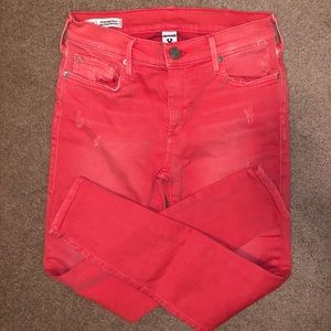 True Religion Pants Distressed LIKE NEW 28 Halle